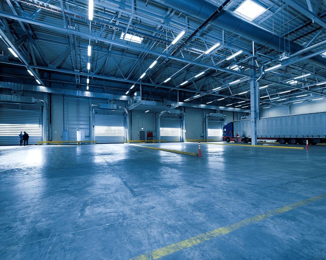 倉庫の防水